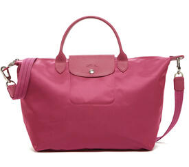 Up To 70% OffLongchamp Handbags @ Ideel