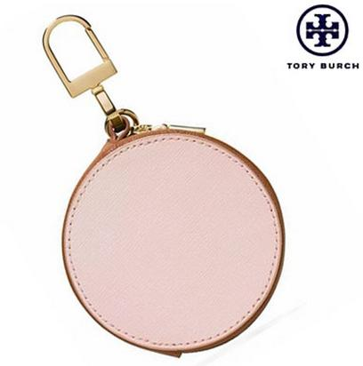 Tory Burch York Color-block Circle Pouch