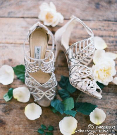 Up to $1500 GIFT CARD Jimmy Choo Bridal Shoes Collection @ Neiman Marcus