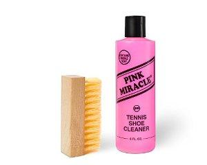 Pink Miracle Bottle  Multipurpose shoe Cleaner