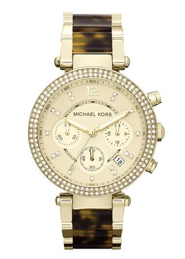 Michael Kors 'Parker' Chronograph Watch @ Nordstrom