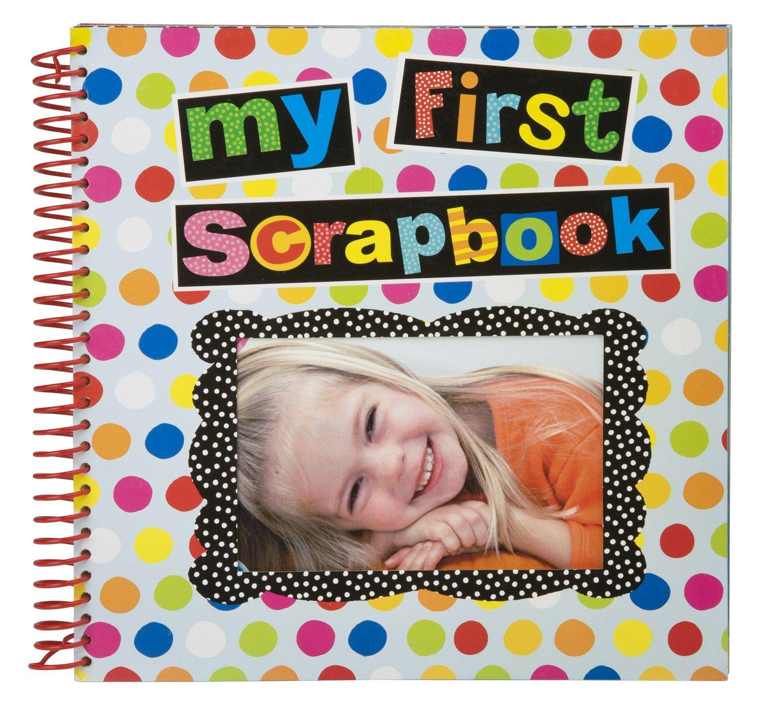 ALEX Toys Little Hands My First Scrapbook
