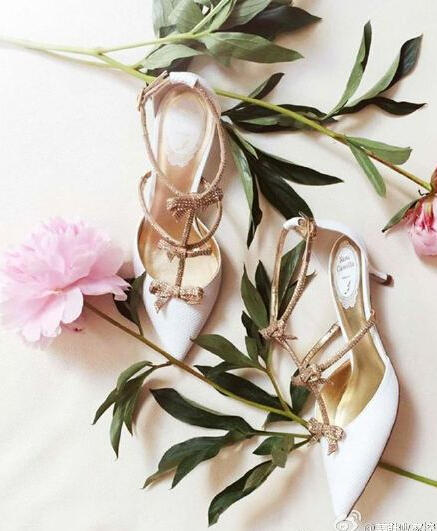 Up to $300 Gift Card  Rene Caovilla Shoes @ Neiman Marcus