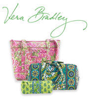 Extra 25% off Sale items @ Vera Bradley