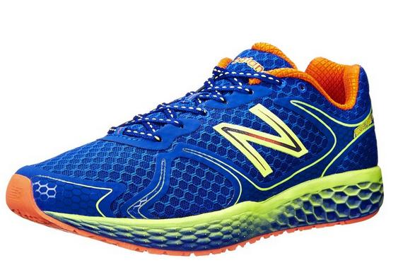 New Balance Men's M980V1 Fresh Foam Running Shoe