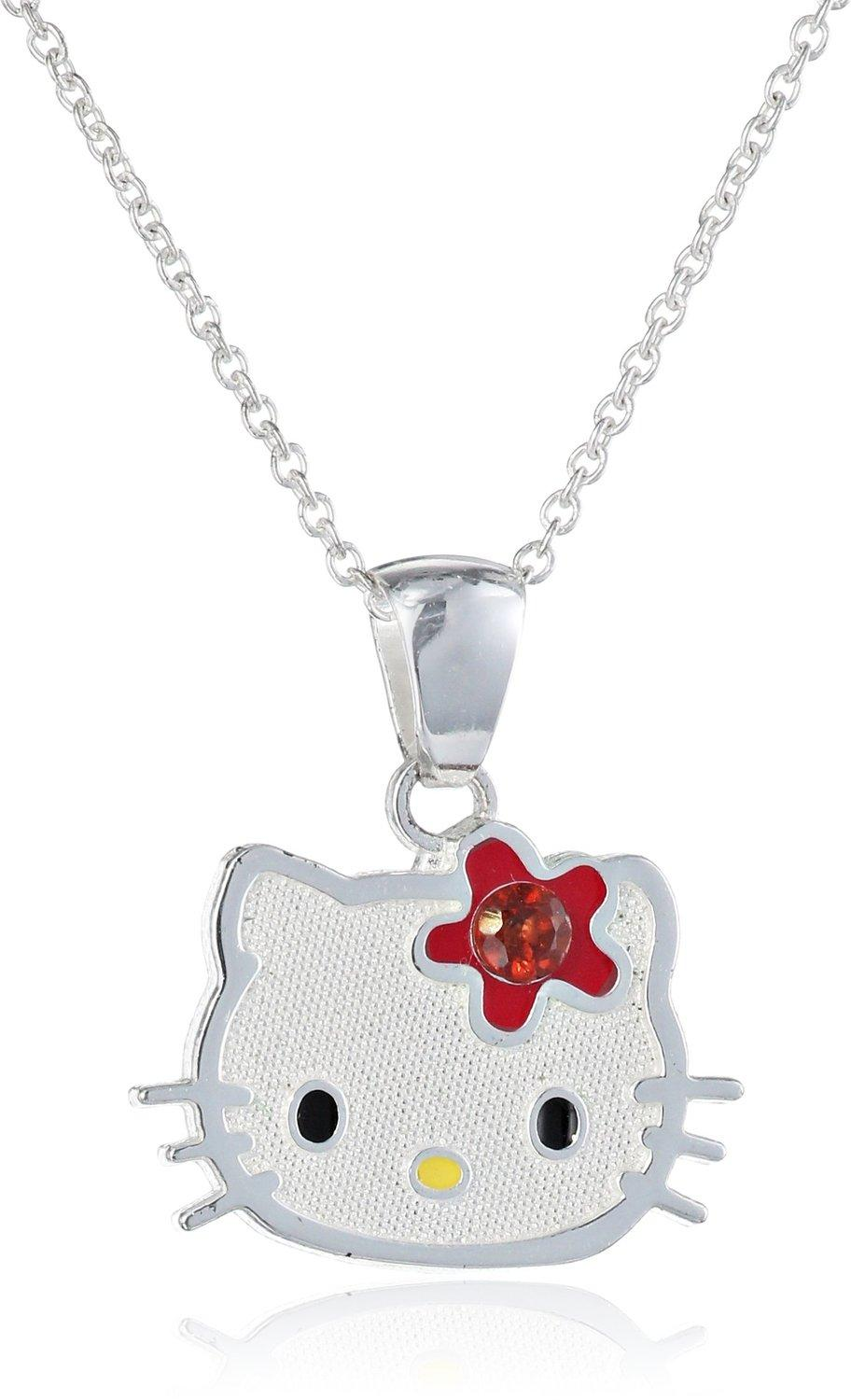 Extra 50% off Already Reduced Hello Kitty Jewelry @ Amazon.com