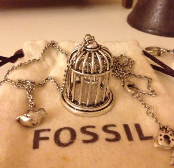Additional 50% off Already Reduced Fossil Jewelry @ Amazon