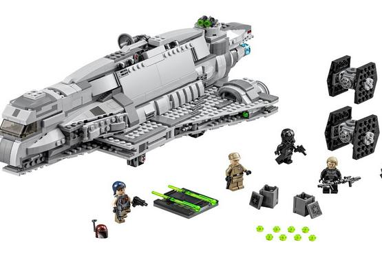 $96.2 LEGO Star Wars Imperial Assault Carrier 75106 Building Kit