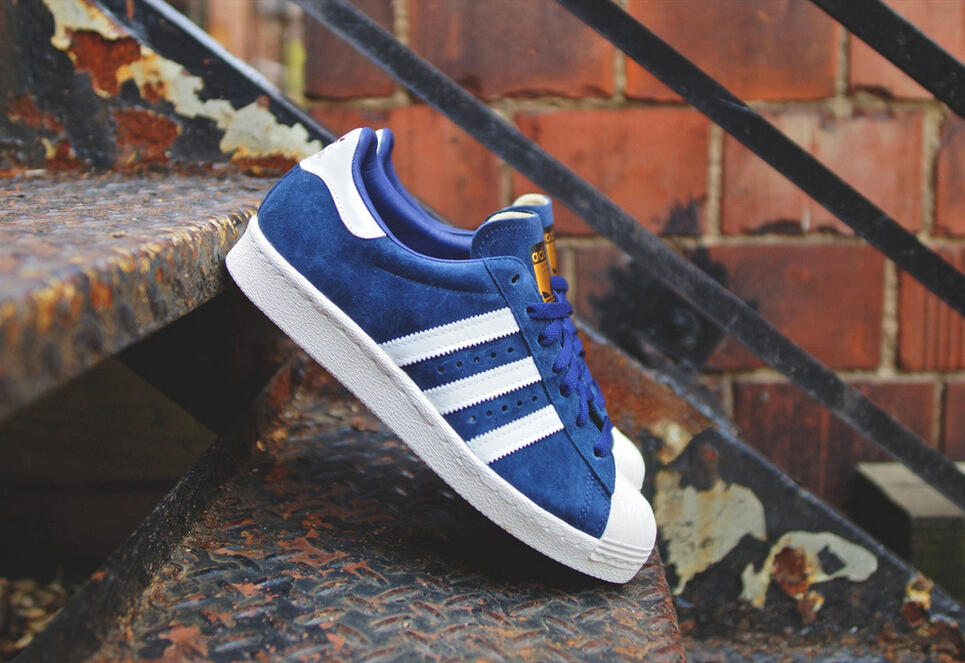 20% Off Select Superstar Shoes @ adidas