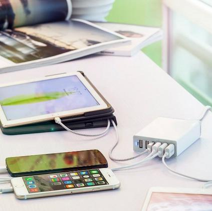 Anker PowerPort 6 Multi-Port USB Charger