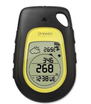 Oregon Scientific Handheld Altimeter with GPS
