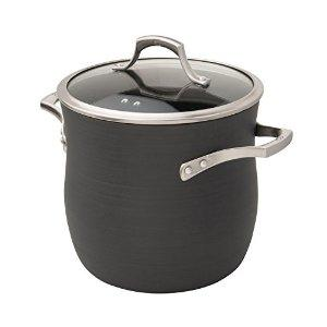 Calphalon Unison Nonstick 8 Quart Stock Pot with Lid