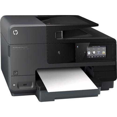 HP Officejet Pro 8620 e All in One Wireless Printer Black