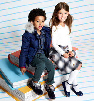 Extra 20% off when you buy 3+ items on Baby & Kids @ Gilt