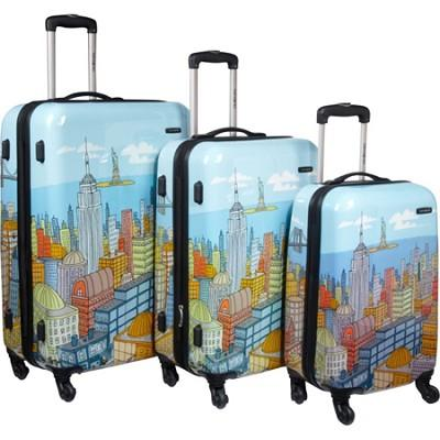 Samsonite CityScapes 3 Piece Spinner Set