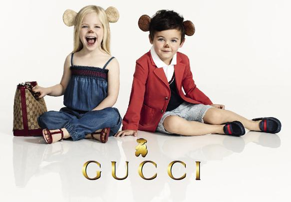 Up to 40% Off Gucci Childrenswear On Sale @ Gilt.com