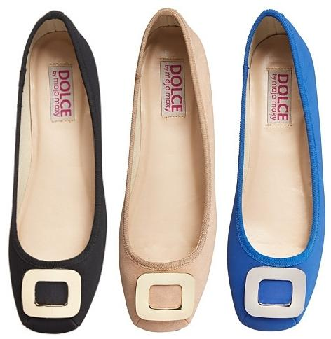 DOLCE by Mojo Moxy Kelly Flats