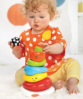 Up to 50% Off No Batteries Required Infant Toys On Sale @ Zulily.com