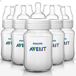 Save 20% or More Philips AVENT Classic Plus BPA Free Bottles @ Amazon.com