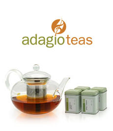 $5 OffFirst Purchase @ Adagio Teas