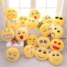 Up to 64% Off Emoji Throw Pillows Only for $9 @ Hautelook