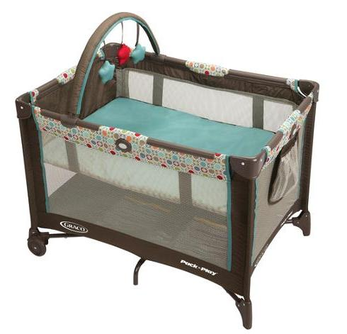 Graco Pack 'n Play On the Go Playard, Zuba