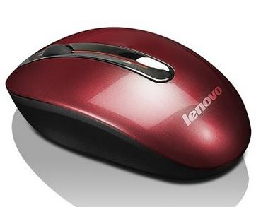 Lenovo Wireless Mouse N3903A(Red)
