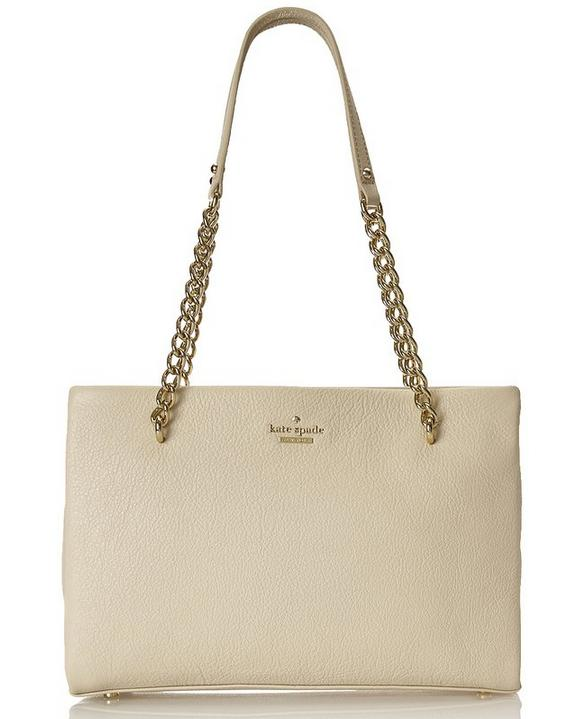 kate spade new york Emerson Place Smooth Small Phoebe Shoulder Bag, Clay