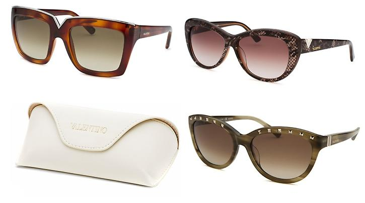 $69.99 Valentino Women's Sunglasses @ Groupon