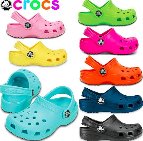 Kids' Classic Crocs Clogs