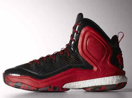 adidas Men's Basketball D Rose 5 Boost Shoes