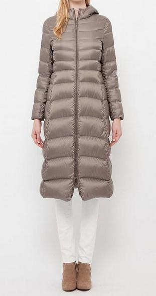 WOMEN ULTRA LIGHT DOWN LONG COAT @ Uniqlo