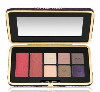 Amazonian clay eye & cheek palette @ Tarte Cosmetics