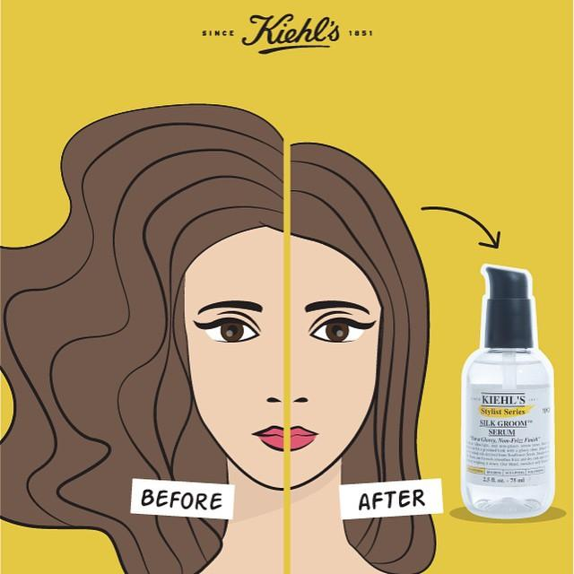 Silk Groom Serum @ Kiehl's