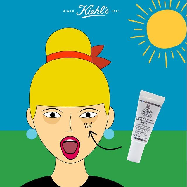 Clearly Corrective™ Dark Circle Perfector SPF 30 @ Kiehl's