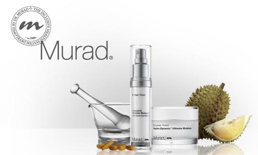 20% Off + Free Shipping on Sitewide @ Murad Skin Care
