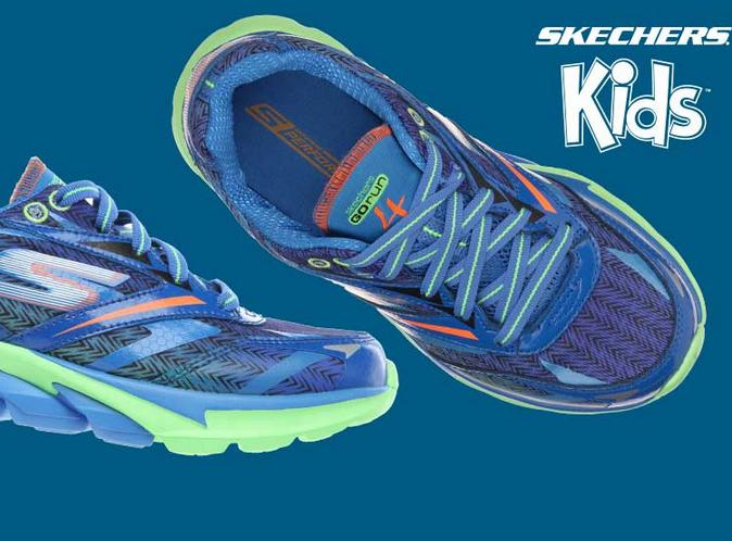Buy 1 Get 1 40% Off  + Free Shipping Kids' Skechers Sneaker Sale @ Stride Rite
