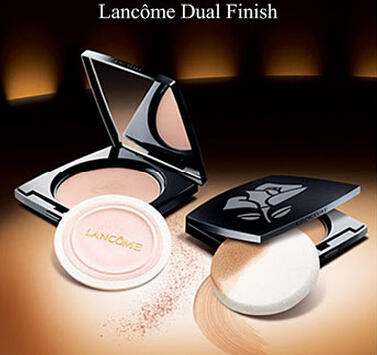 $38.5 +  Free Luxury Gifts LANCOME DUAL FINISH Multi-Tasking Powder & Foundation