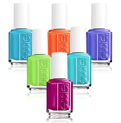 3-Pack Essie Nail Polish Summer Colors