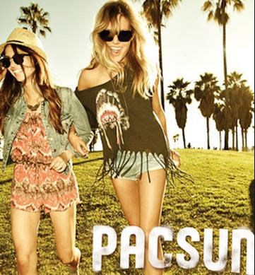 Extra 50% Off Summer Sale @ PacSun