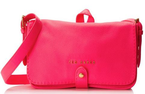 Ted Baker Markun Stab Stitch Cross-Body Bag