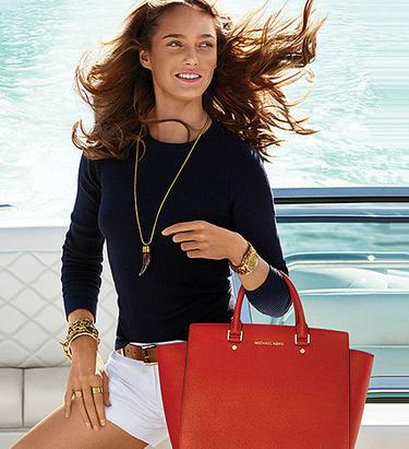 Up to 50% Off Michael Michael Kors Handbags @ macys.com