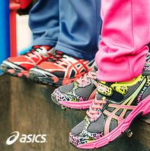 Up to 50% Off ASICS Kids, Women, Men on Sale @ Zulily.com