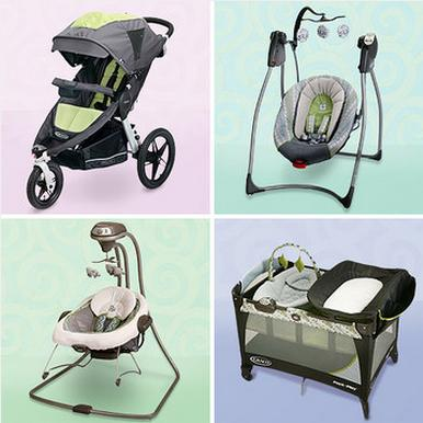 Up to 40% Off  Graco On Sale @ Zulily.com