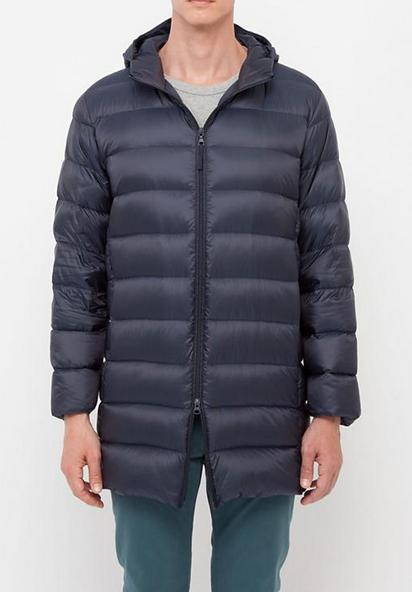 Uniqlo Men's Ultra Light Down Coat
