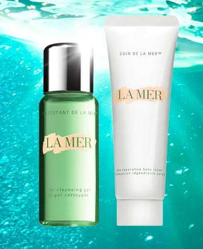 Free Duo Sample with Any Purchase @ La Mer
