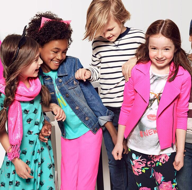 Up to 50% Off + Extra 20% Off Back to School Deals @ Children's Place