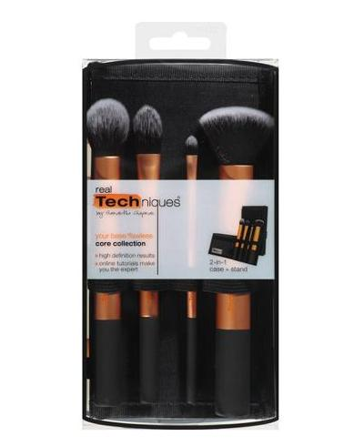 $10.19 Real Techniques Core Collection Brush Set @ Walmart