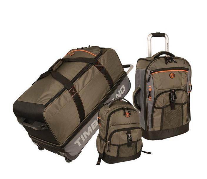 Timberland Hampton Falls 3 Piece Back To School Set