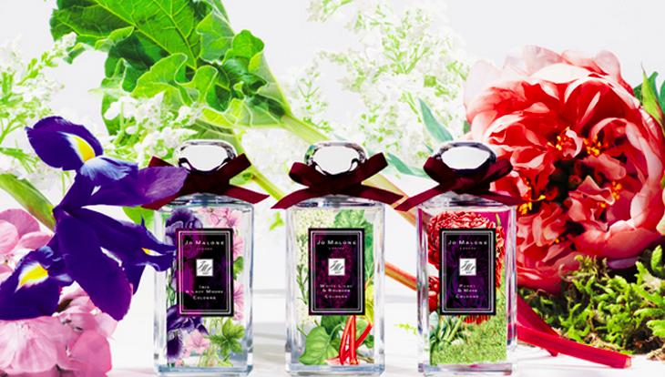 Free Lime Basil & Mandarin Spray Cologne (9ml) Sample with Any Purchase @ Jo Malone London